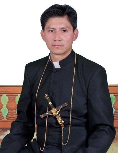 Fr. Alex Chasnamote Puga
