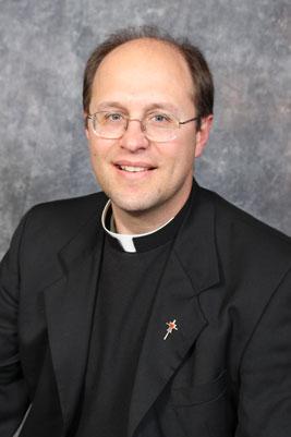 Fr. Tony Fortman, C.PP.S.