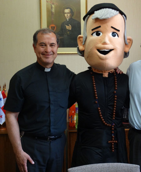 Fr. Antonio Baus