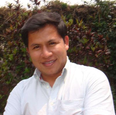 Deacon Tomas Chamaya Alva