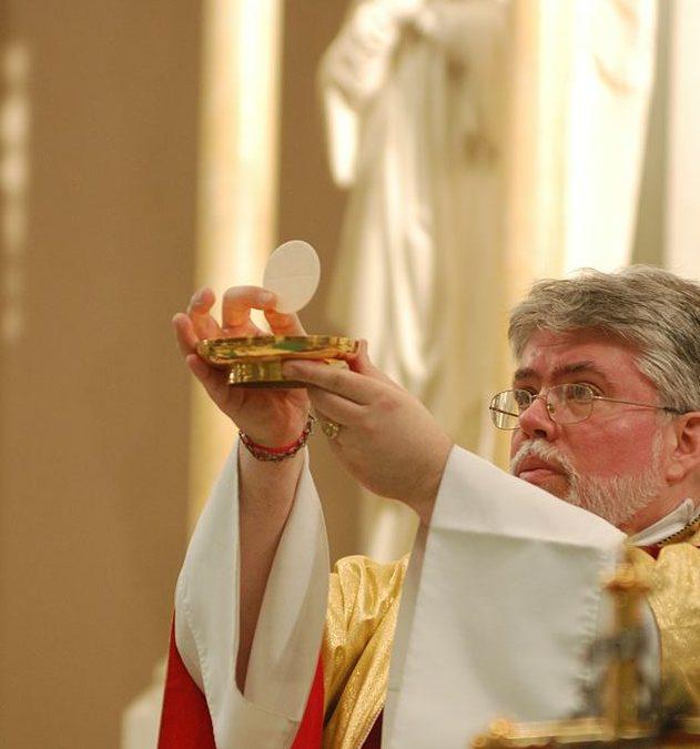 Fr. Stephen Dos Santos