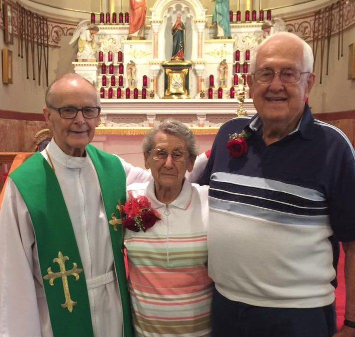 Fr. Harold Brown, C.PP.S.