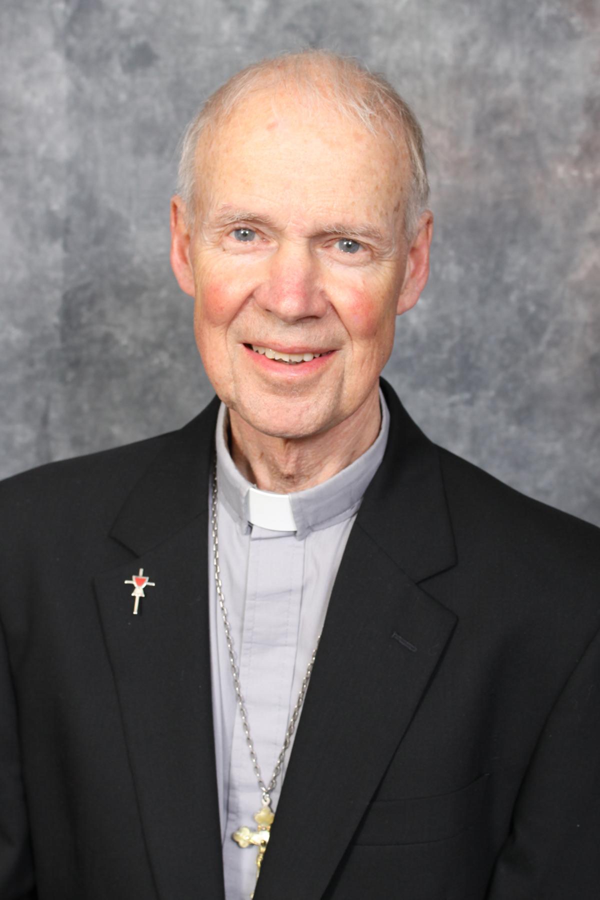 Fr. John Falter, C.PP.S., 1933-2016
