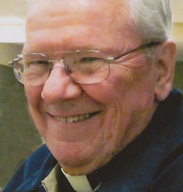 Fr. Flaherty to Be Honored