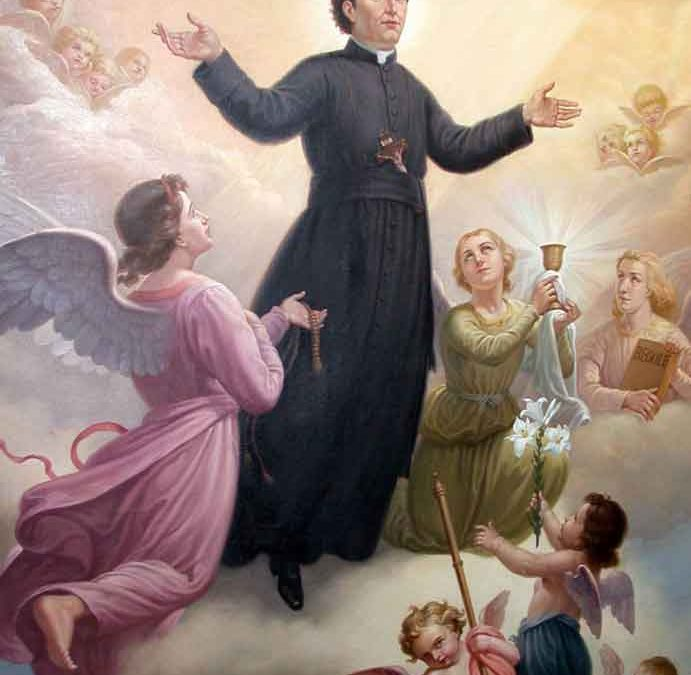 January 6 is St. Gaspar's Birthday