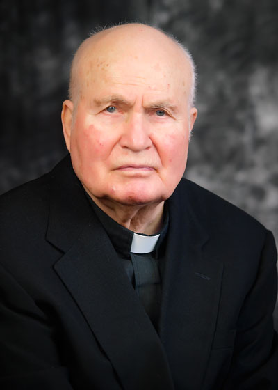 Fr. James Bender, C.PP.S., 1927–2017