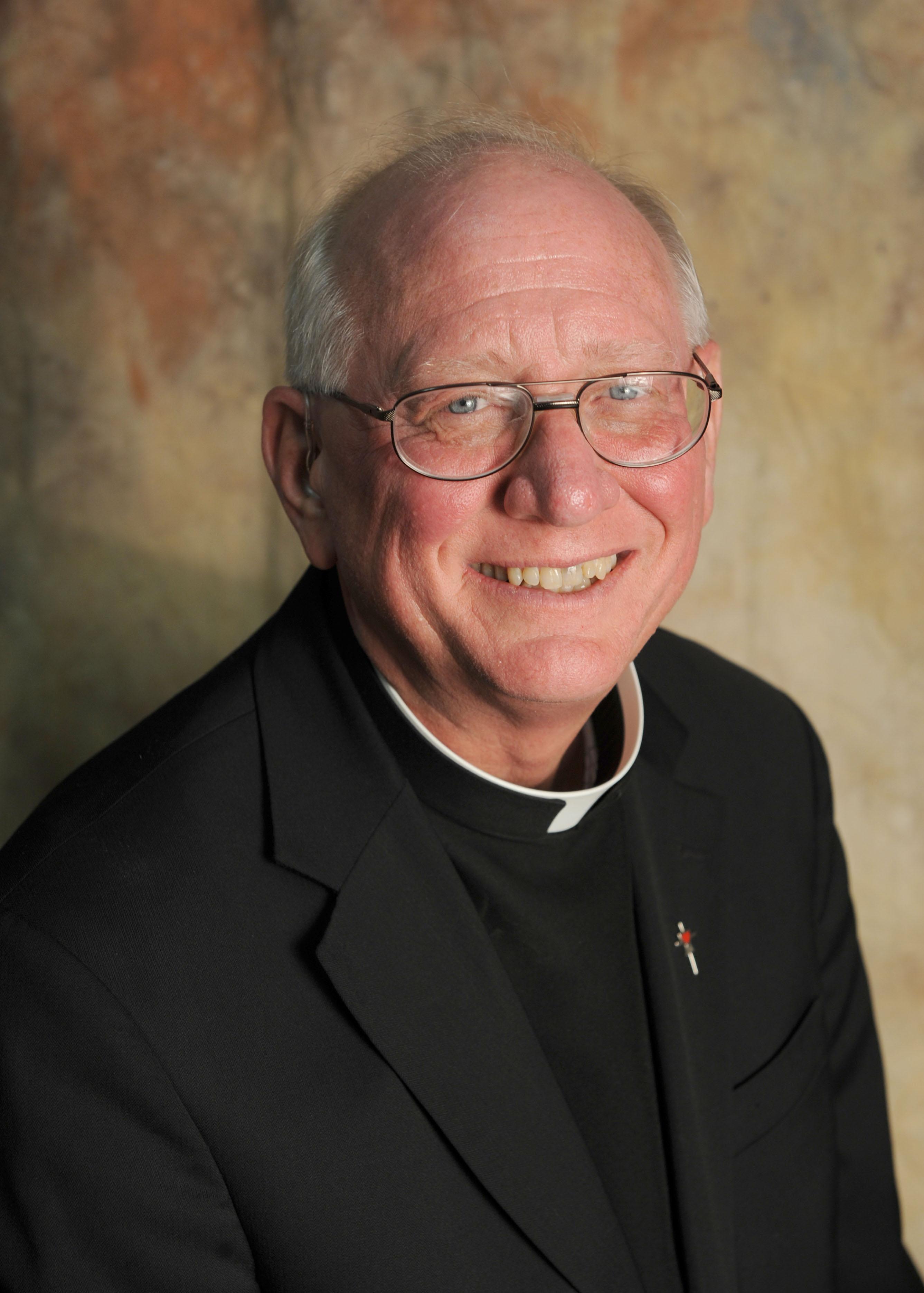 Fr. Larry Wyen, C.PP.S., 1942-2015
