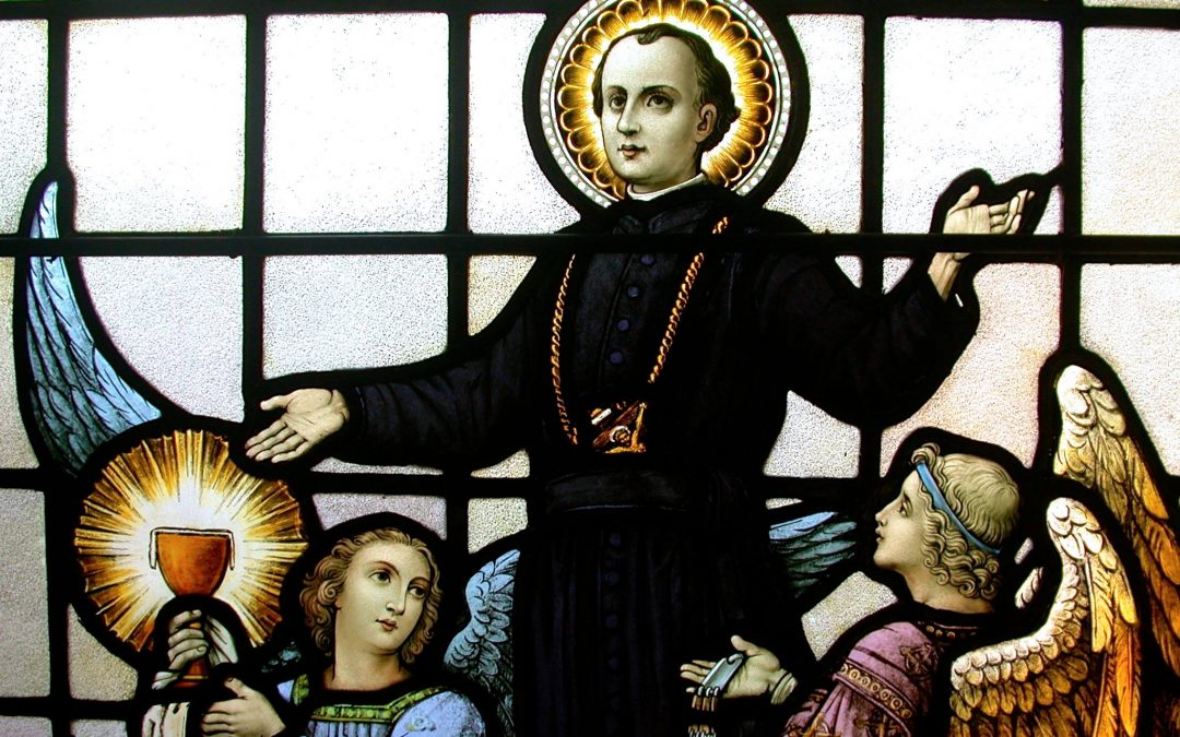 October 21 is the Feast of St. Gaspar