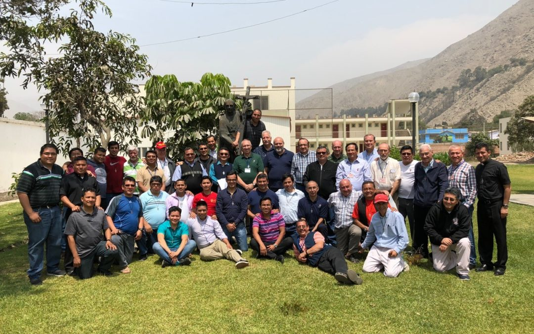 "C.PP.S. Retreat in Peru was ""Historic"""