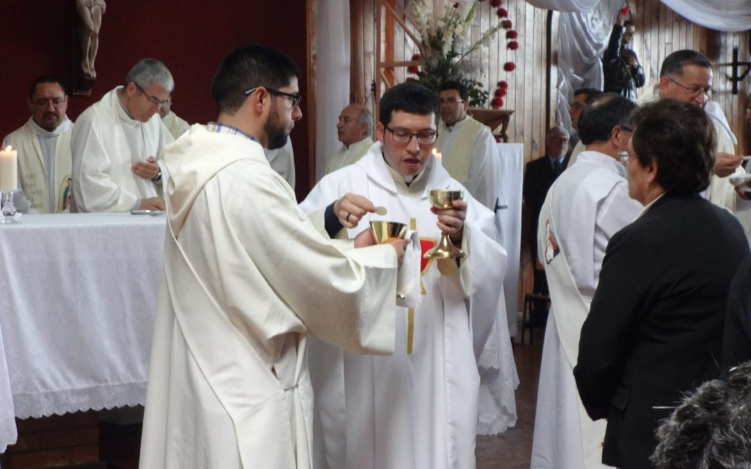 Ordination in Chile