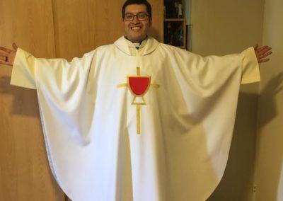 Fr. Diego Gallardo, C.PP.S.