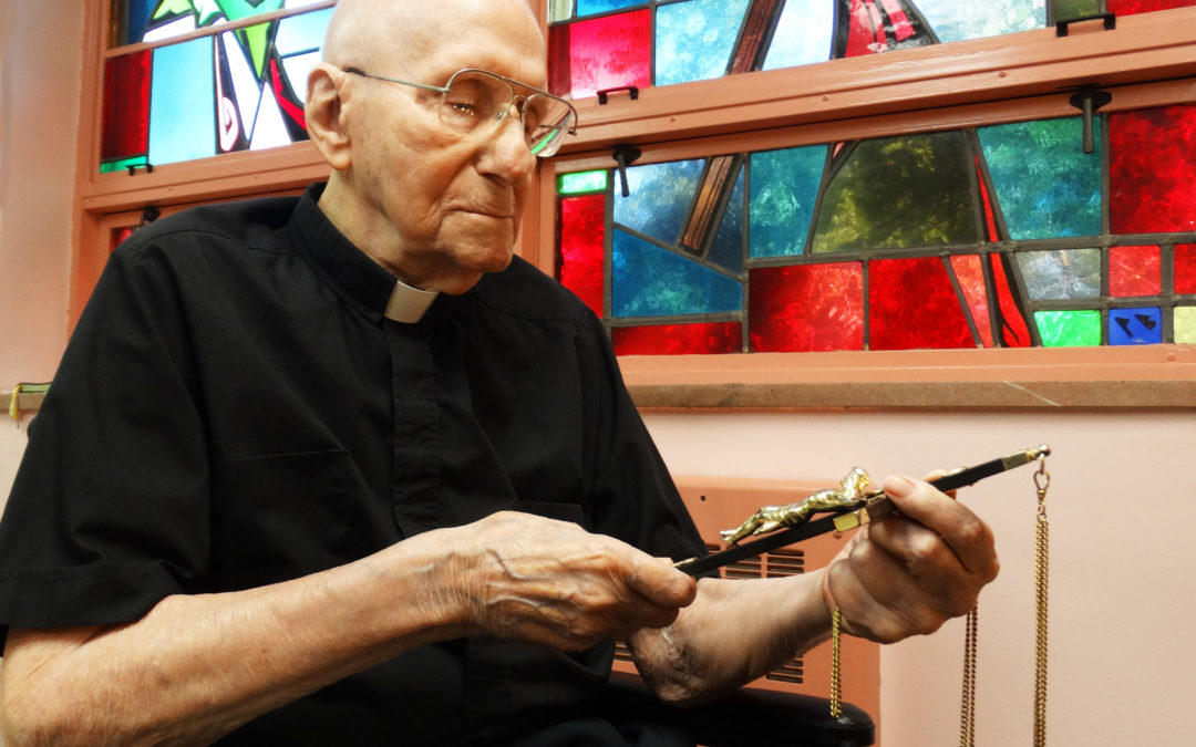 Happy Birthday, Fr. Len Kostka