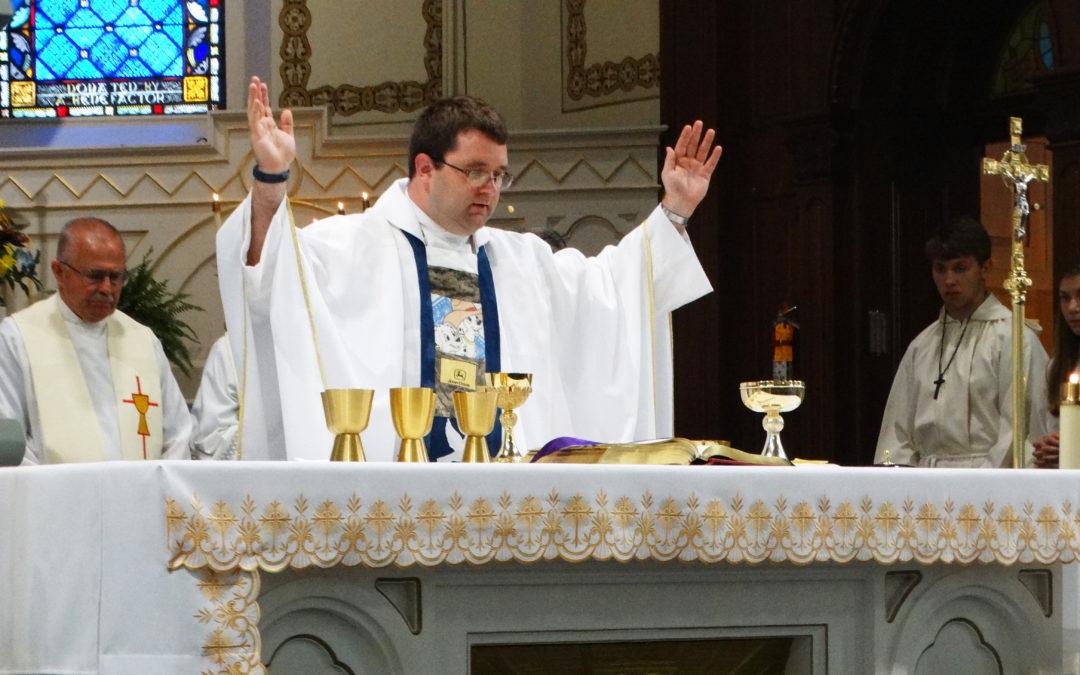 Fr. Matt Keller
