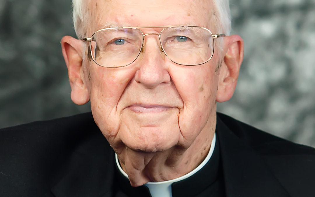 Fr. Beischel to Mark 60th Anniversary