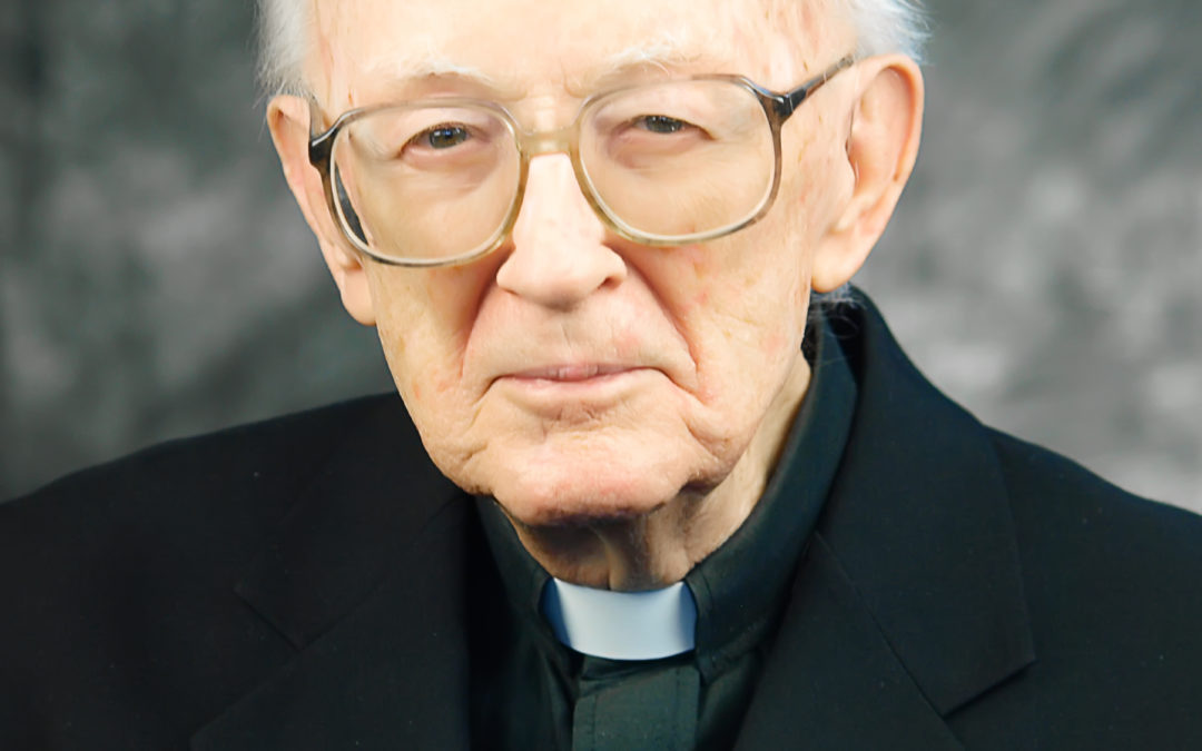 Fr. Conway to Mark 65th Anniversary