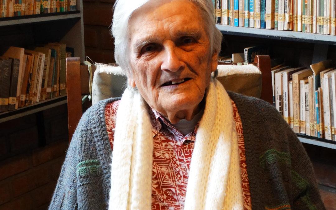 Fr. Dreiling to Mark 60th Anniversary