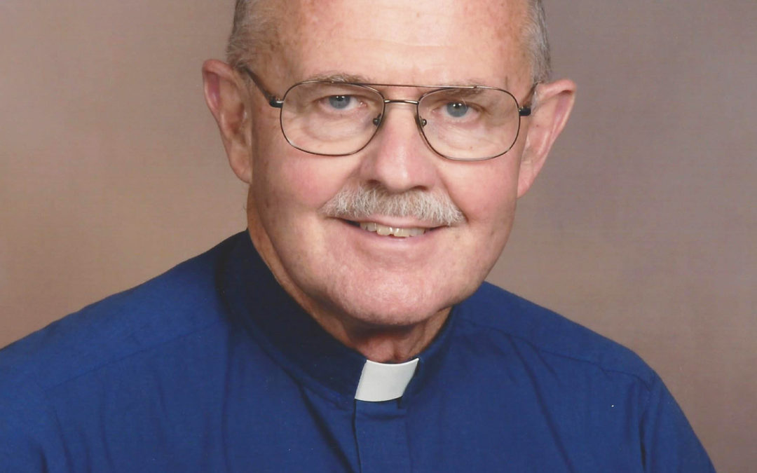 Fr. Hemm to Mark 40th Anniversary