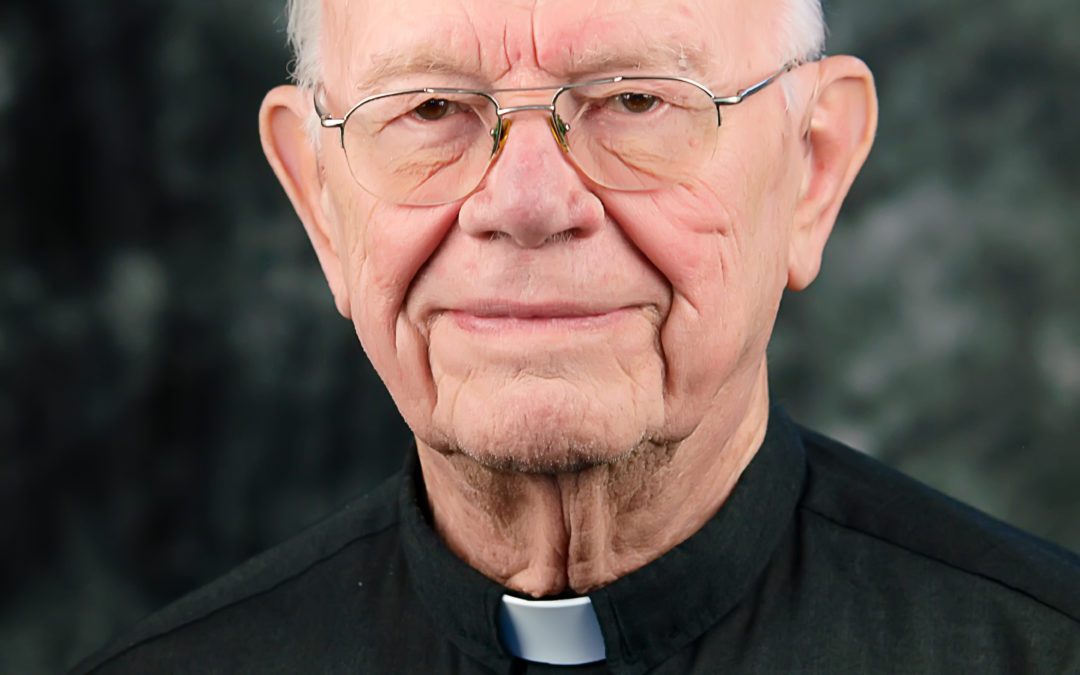 Fr. Thieman to Mark 65th Anniversary