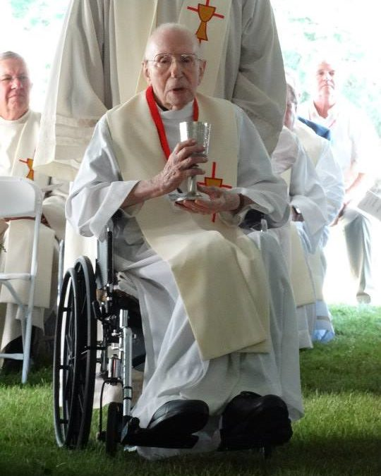 Fr. Kostka to Mark 78th Anniversary