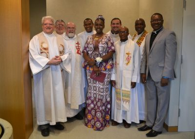 C.PP.S. priests first vows Sr. Mumbi - 1