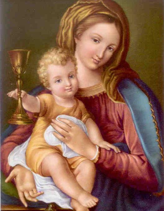 Mary's Life as an Ark