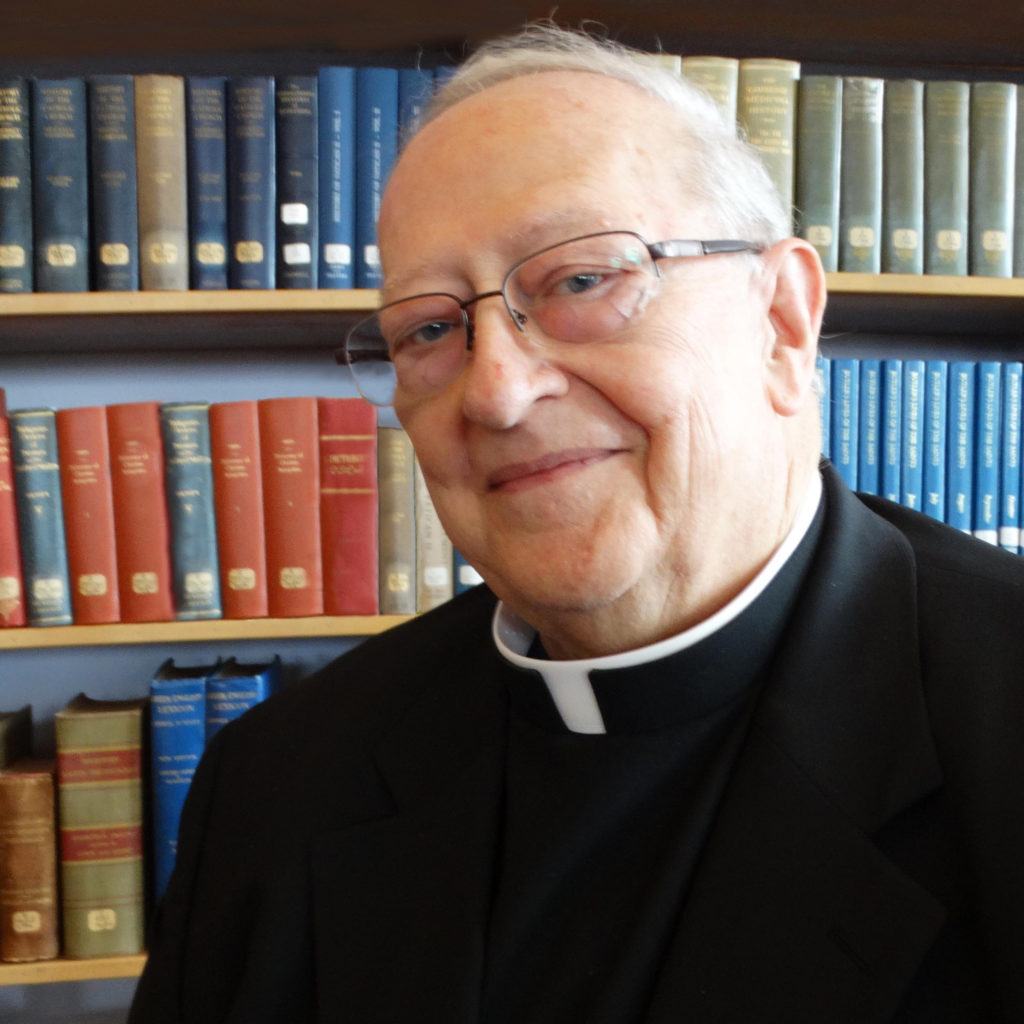 Fr. Al Spilly, C.PP.S., lives at St. Charles Center in Carthagena, Ohio. He has taught Scripture at both the undergraduate and graduate levels and has given many Bible-based retreats and talks.