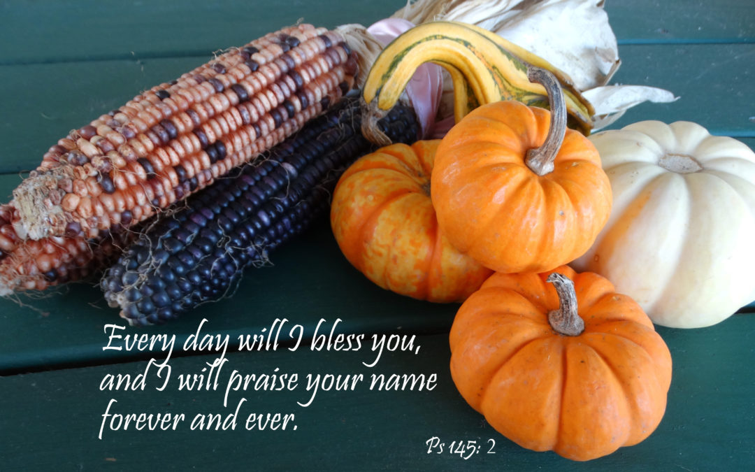 """""""Every Day I will Bless You"""""""