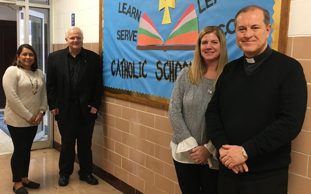 Celebrating Catholic Schools Week!