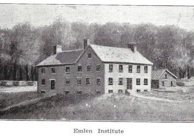 emlen institute