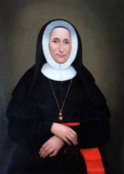 Birthday of St. Maria de Mattias