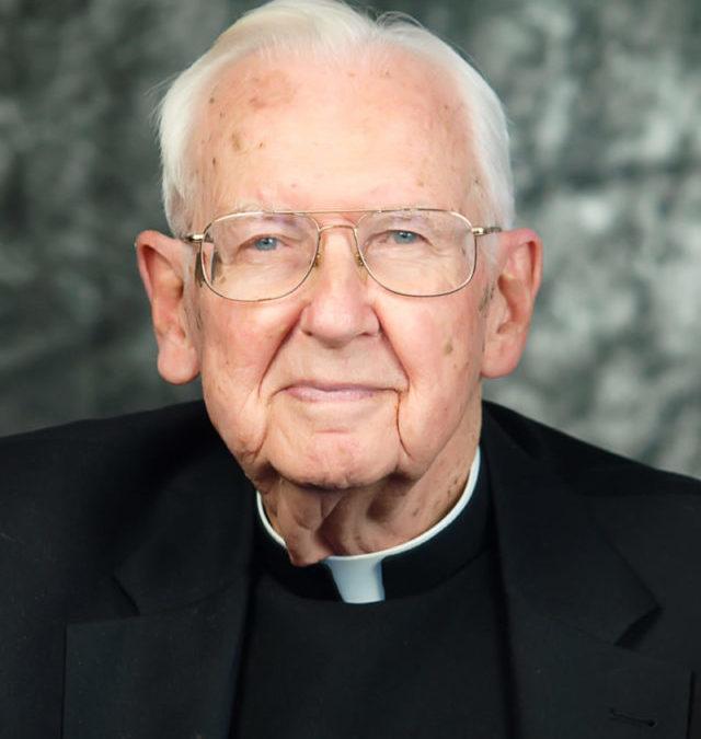 Fr. Thomas Beischel, C.PP.S., 1926-2019
