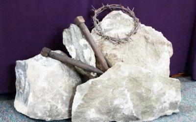 Jesus' Sacrifice Sustains Us