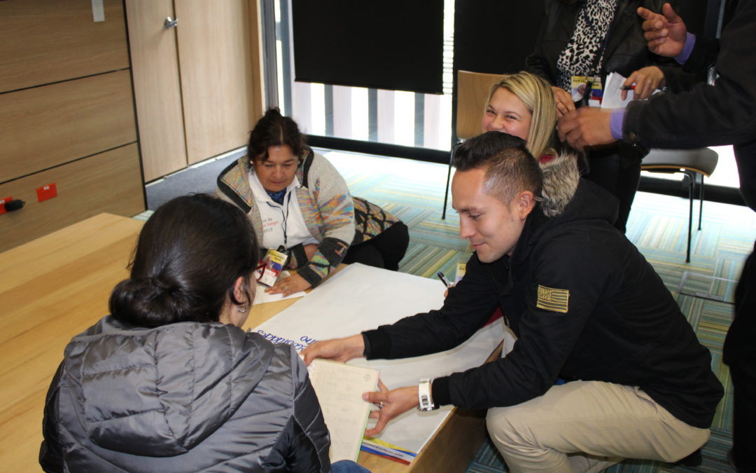 C.PP.S. in Colombia Sponsors Workshop on Immigration