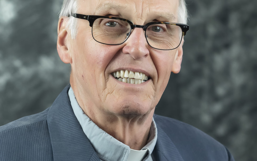 Br. James Ballmann Celebrating 50th Anniversary