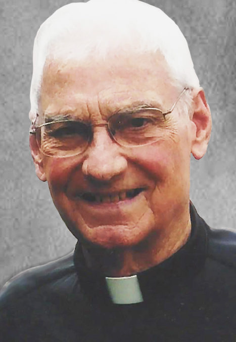 Fr. William Beuth Celebrating Sixty Years