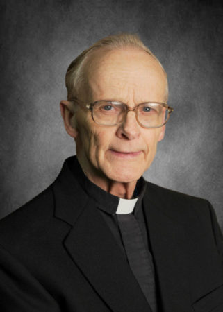Fr. Harry Brown Celebrating 60th Anniversary