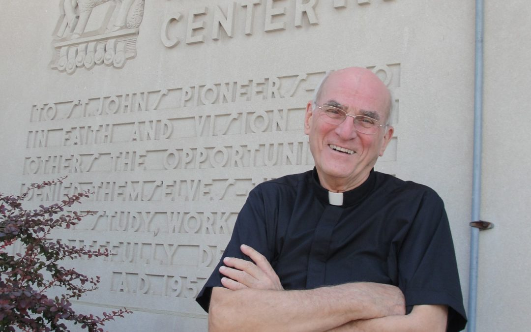 Fr. Kalicky a Sagamore of the Wabash