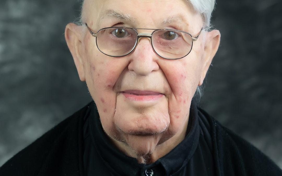 Fr. James Miller Celebrating 65th Anniversary