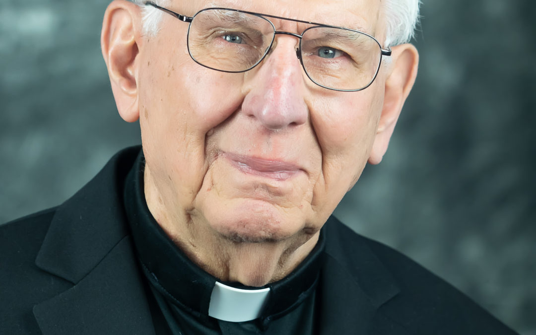 Fr. Paul Wohlwend to Mark 65th Anniversary