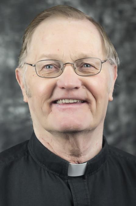 Fr. Richard Nieberding, C.PP.S., 1953-2019