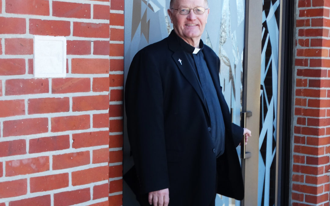 Rest in Peace, Fr. Rick Nieberding, C.PP.S.