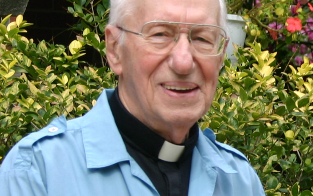 A Tribute to Fr. Len Kostka, C.PP.S.