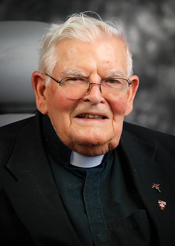 Fr. Robert Kunisch, C.PP.S., 1930-2019