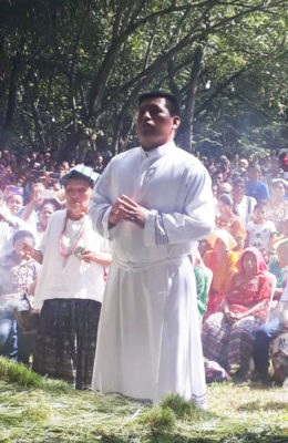 Deacon Ordained in Guatemala