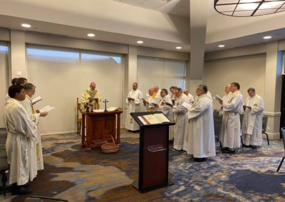 Missionaries of Mercy January 2020 Also Thursday Morning Mass