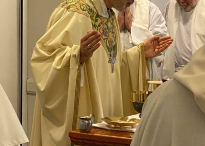 Missionaries of Mercy January 2020 -BIshop Franz Peter presiding