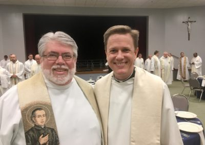 Missionaries of Mercy January 2020 -Fr. Steve & Fr. Kevin