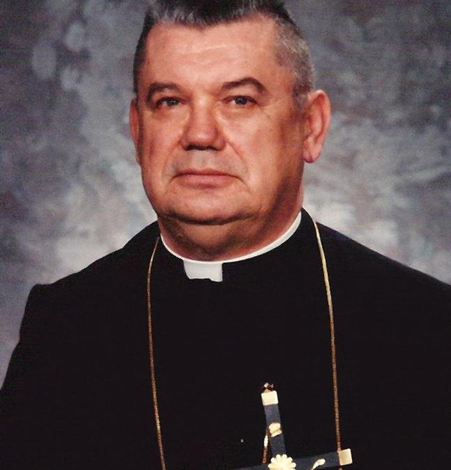 Brother Joseph Mary Hrezo, C.PP.S., 1929-2020