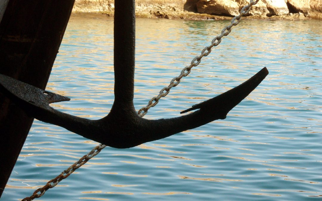 Anchored by the Cross