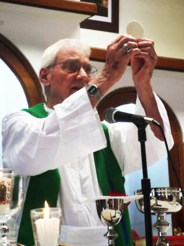 Fr. William Beuth, C.PP.S., 1932-2020
